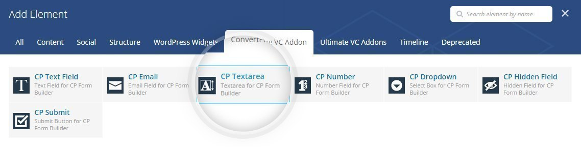 CP-Textarea-element